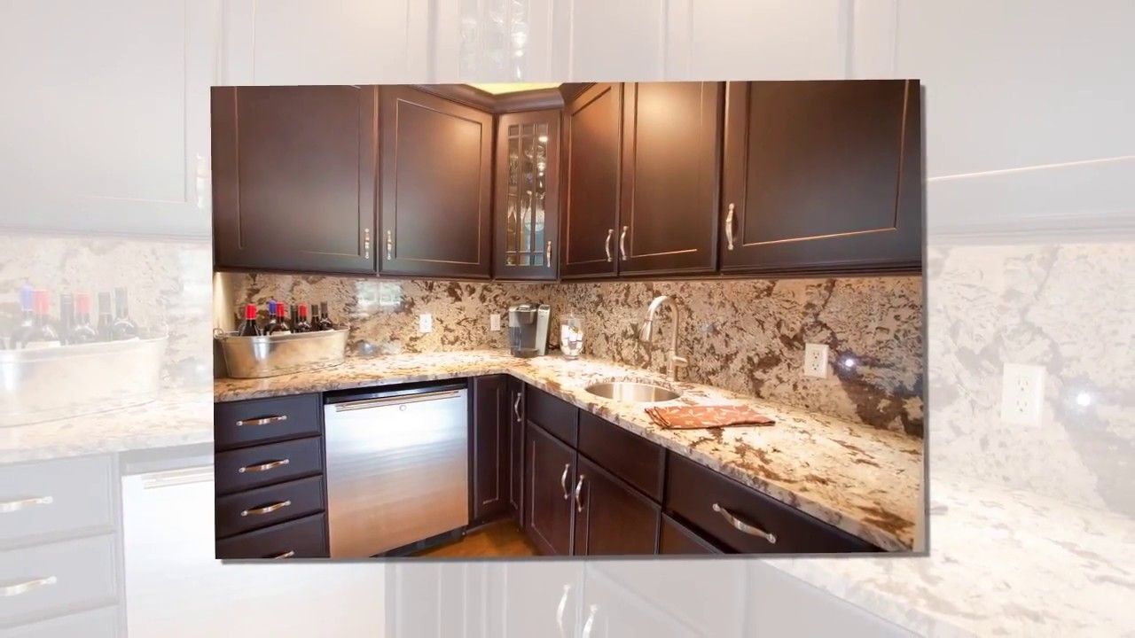 72 pictures of granite kitchen countertops and ...