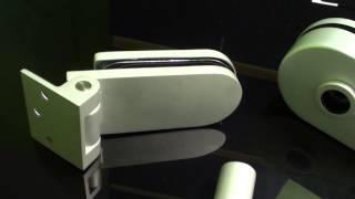 Фурнитура для стеклянных дверей комплект B в покрытие анодированный алюминий(Стеклянные конструкции, уже само слово стеклянные подразумевает «стекло», но стеклянные конструкции не..., 2013-04-10T15:41:36.000Z)