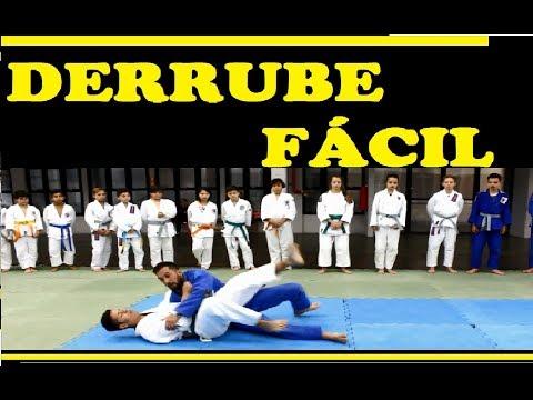 Como Enganar e Derrubar seu Adverssário Rapido Judo e Jiu Jitsu