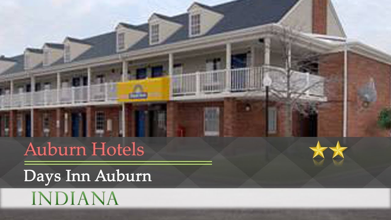 Days Inn Auburn Hotels Indiana