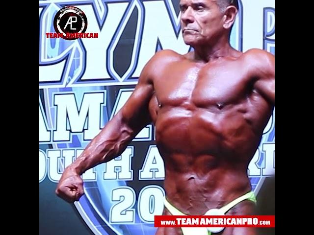 LUIGI PATUZZO - MASTER BODYBUILDER - TEAM AMERICAN - www.TeamAmericanPro.com