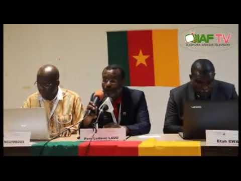 CAMEROON PATRIOTIC DIASPORA FORUM DECISION ON SOUTHERN CAMEROON CRISIS