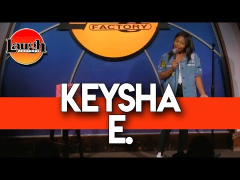Keysha E. | Hot in Detroit Not in L.A. | Laugh Factory Stand Up Comedy