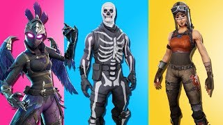TOP 10 OF THE BEST FORTNITE SKINS