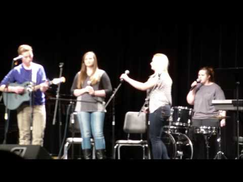 Houlton Highschool Battle of the Bands 2014