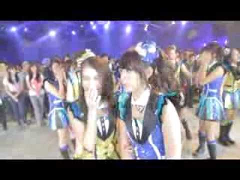 JKT48 Fortune Cookies in Love behind the scene