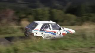 Bonver-Partr Rally Vsetín 2016 | H8 | Petr Farník - Ladislav Zuzánek