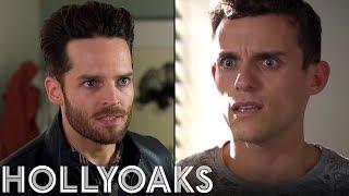 Hollyoaks: Donovan Boys In Denial