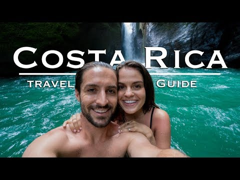 12 Essential COSTA RICA TRAVEL Tips   WATCH BEFORE YOU GO!!!