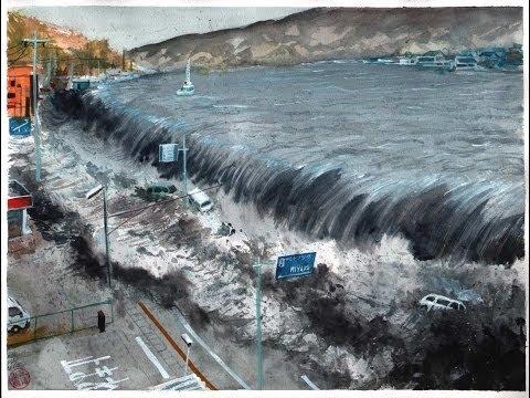 Tsunami Japon 2011 HD - Como Ocurrió y Megarecopilación de Ineditos