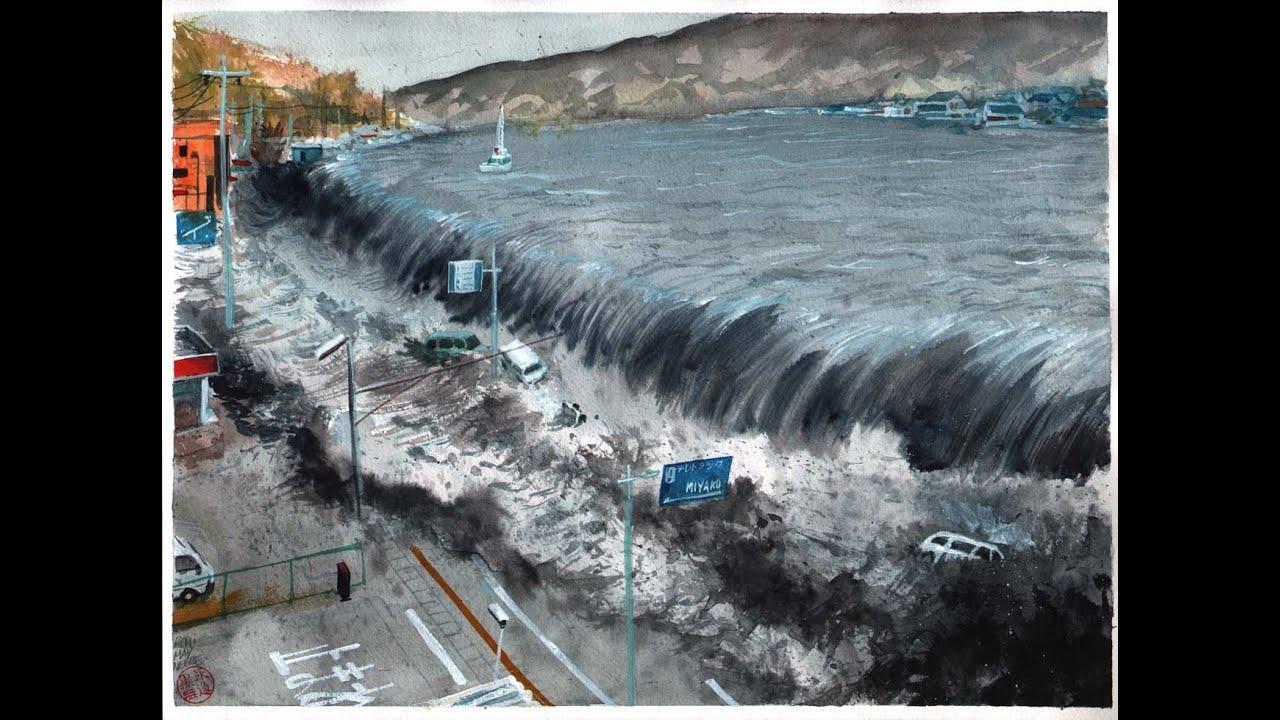 Tsunami Japon 2011 Hd Como Ocurrió Y Megarecopilación De