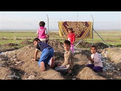 Iraq's Refugees Face Harsh Winter