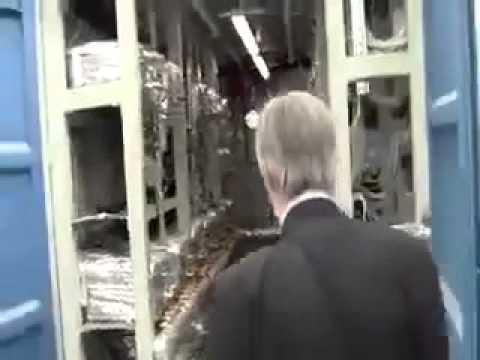 A look inside the 1 MW E Cat cold fusion LENR plant -- part 2
