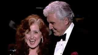 Bonnie Raitt and John Raitt with the Boston Pops 1992