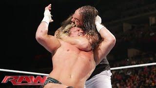 Dolph Ziggler vs. Bray Wyatt: Raw, February 2, 2015