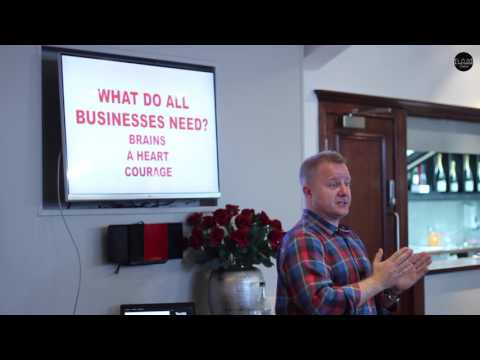 A talk with Tim Arthur. Former Global CEO at Time Out Magazine