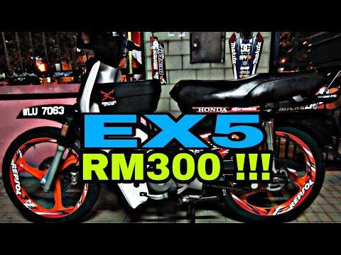 EX5 MODI RM300 MODAL AURMMM