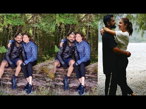 Virat Kohli and Anushka Sharma looking so sweet together in their Australian trip