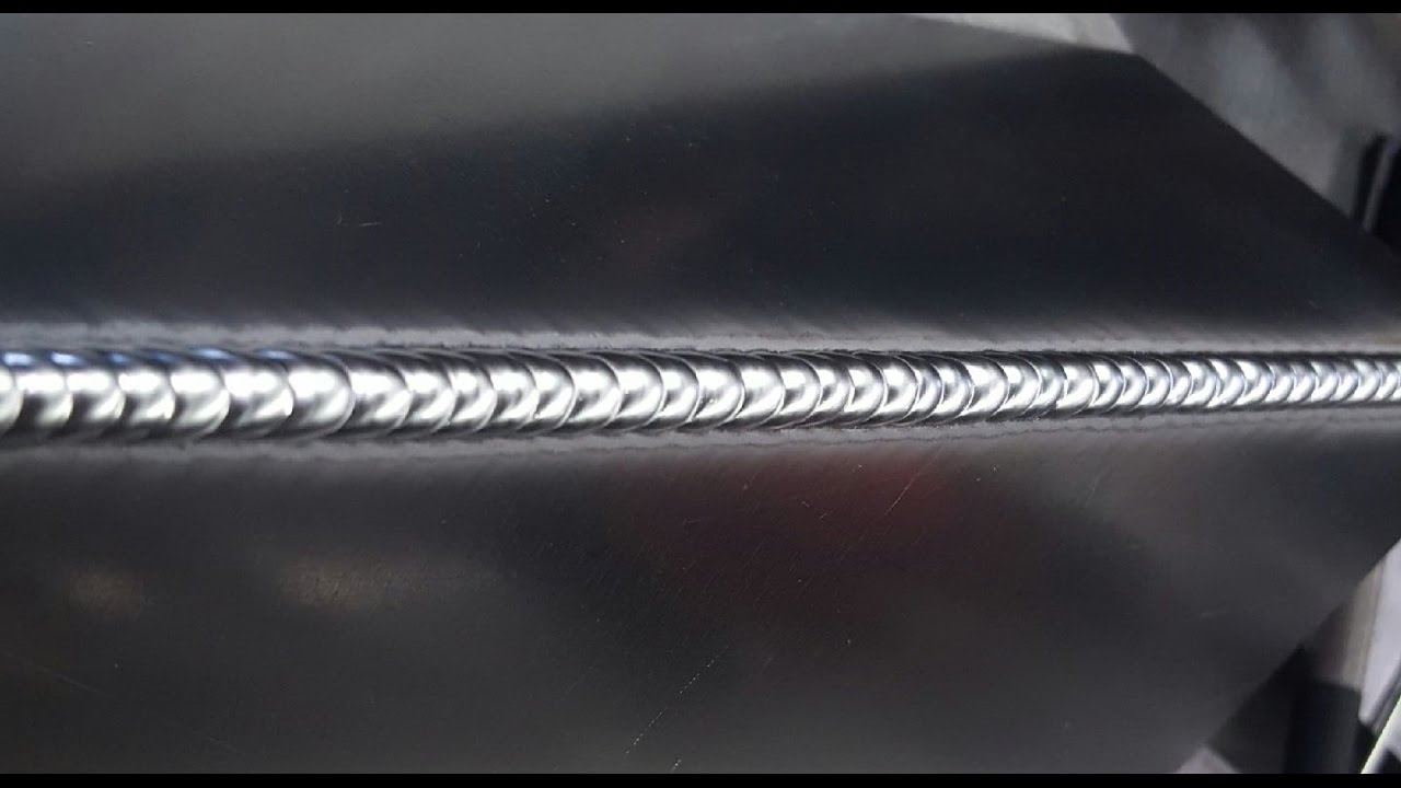 How To Tig Weld Aluminum In Depth Youtube