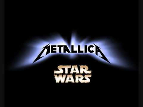 Metallica star wars imperial march youtube