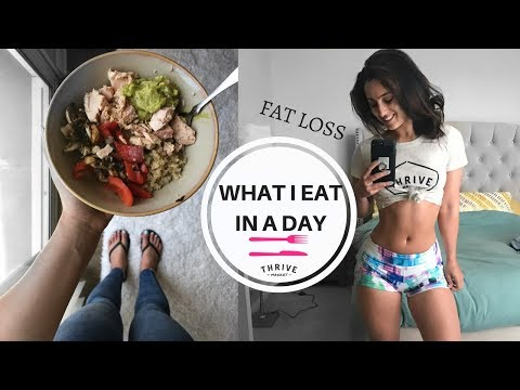 What I Eat In A Day 04 | Low Carb Healthy Options | Thrive Market