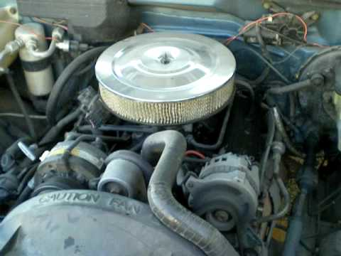 350 ci 57 litre engine 1988 chevy truck  YouTube