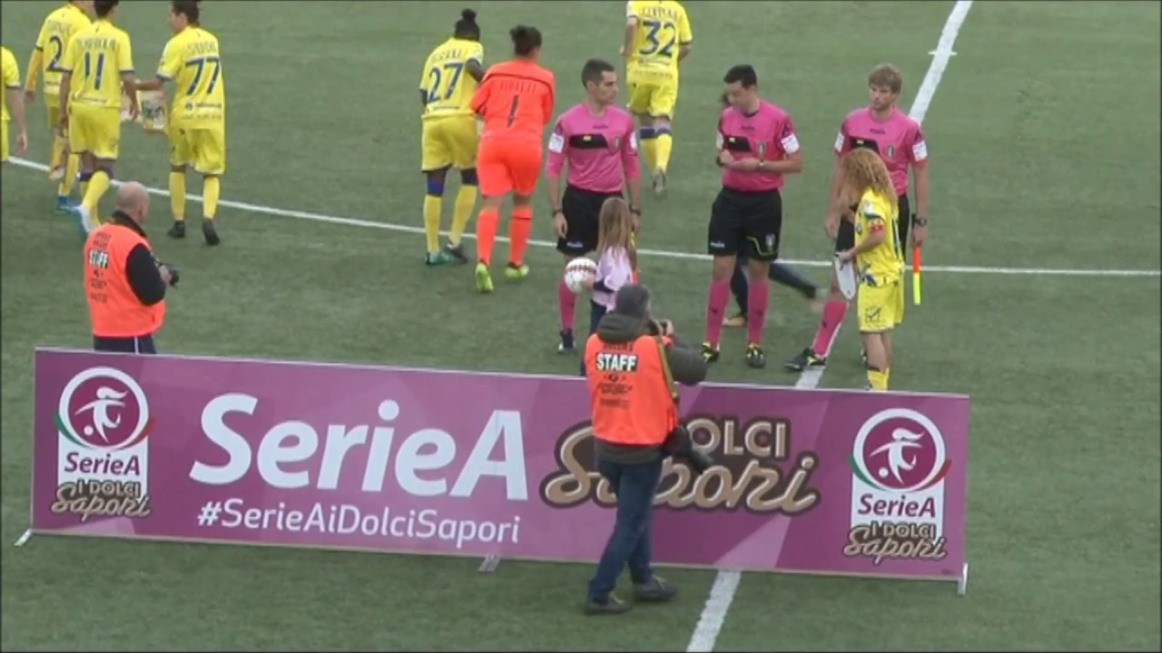 Highlights Agsm Verona Vs. Fimauto V. Chievo