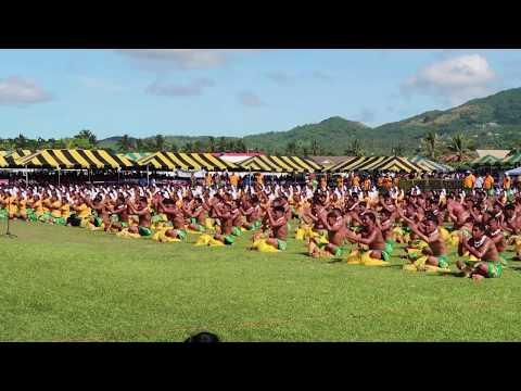 Leone High School | Flag Day 2019 American Samoa