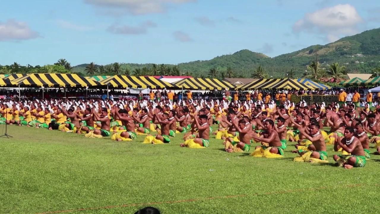 Leone High School   Flag Day 2019 American Samoa - YouTube