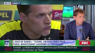 After Foot du lundi 14/05 – Partie 1/6 - L'avis tranché de Daniel Riolo sur Tuchel
