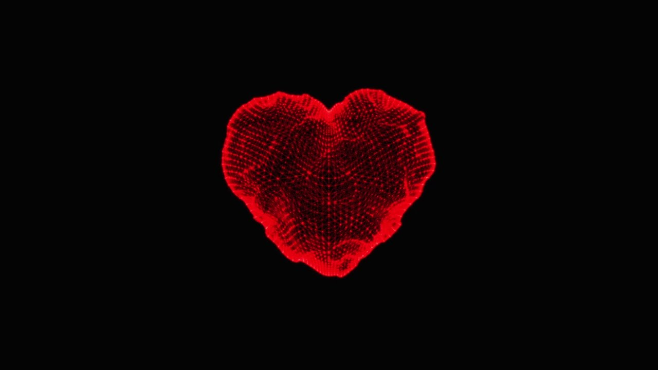 How to Create a Floating Heart using Trapcode Form in Adobe After Effects