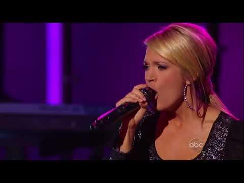 Carrie Underwood - Undo It (Jimmy Kimmel Live 11. 11. 2009)