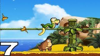 Banana Kong - Gameplay Walkthrough Part7 - (iOS, Android)