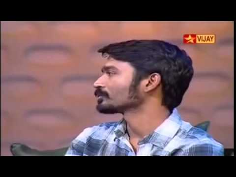 Dhanush says about Mohanlal......