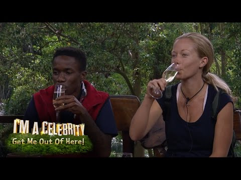Kendra And Tinchy Leave The Jungle | I'm A Celebrity... Get Me Out Of Here!