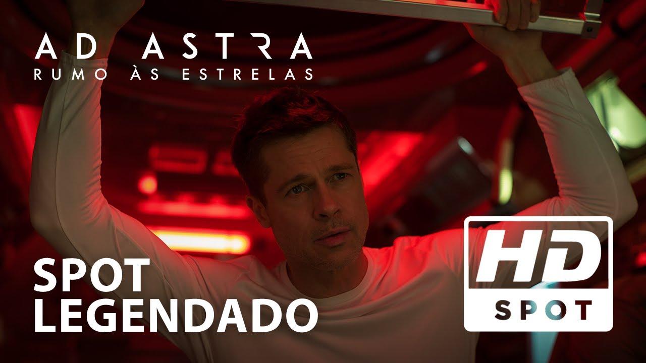 Ad Astra: Rumo Às Estrelas | Spot Oficial 4 | 26 de setembro nos cinemas