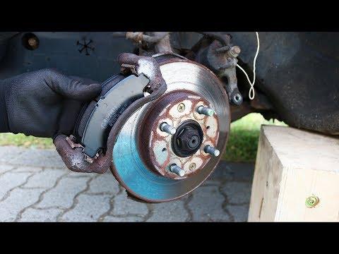 Honda Civic - Brake Pads Replacement