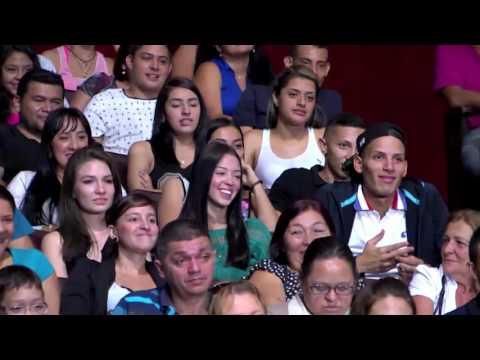 Juan David Posada en The Suso's Show (Sexta Temporada)