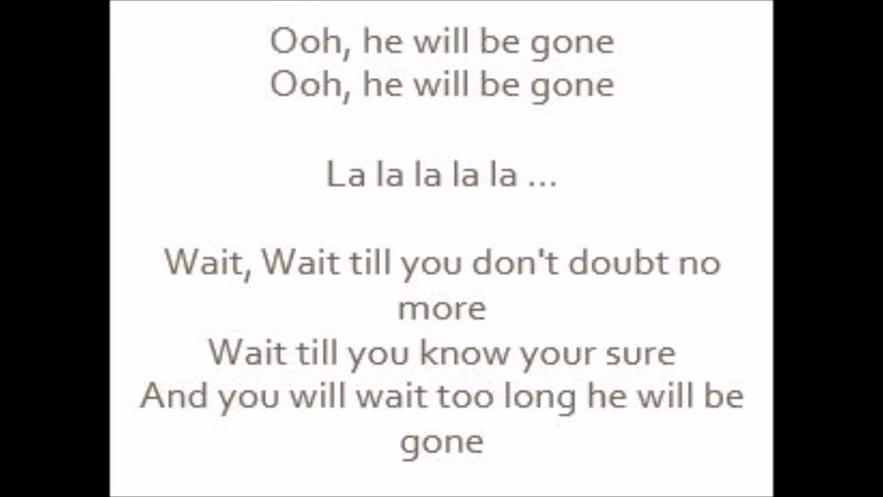 Wait - Chandra Wilson [Grey\'s Anatomy] (Lyrics) - YouTube
