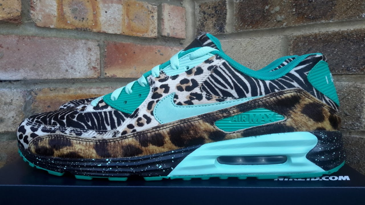 best sneakers 124e4 8b9b6 Unboxing  Nike Air Max 90 Pony Hair iD (2015)  8