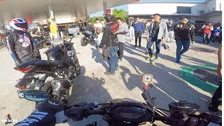 DYSFUNCTIONAL MEET UP 2019 | MOTOVLOGGING AGAIN | I HAVE THE BEST SUBSCRIBERS IN THE WORLD | 1