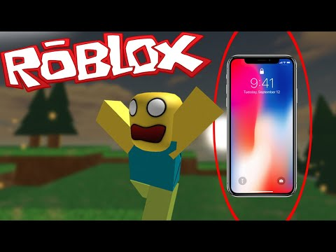 iPhone 8'den KAÇIŞ! BKT - Roblox