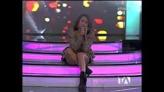 "Alejandra Guzman  @ yo me llamo ""Ecuador"" Gala #5 #ymll2"