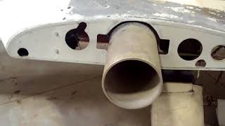 Grumman Center Spars - Grumman Style
