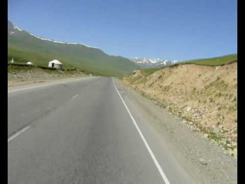 Ford Transit Central Asia Expedition - ep.1 - Kyrgyzstan