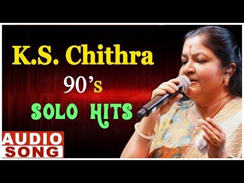 Top 10 Songs of KS Chitra | KS Chitra 90's Solo Hits | Ilayaraja | Audio Jukebox | Music Master