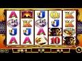 SUPER FREE GAMES On Brazil Gold Slot Machine HUGE WIN ...