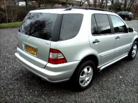 2003 mercedes ml270 cdi youtube. Black Bedroom Furniture Sets. Home Design Ideas