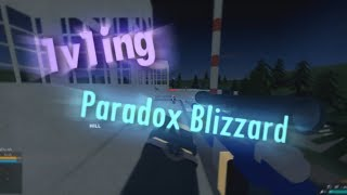 1v1ING THE LEADER OF PARADOX in PHANTOM FORCES.. (roblox)