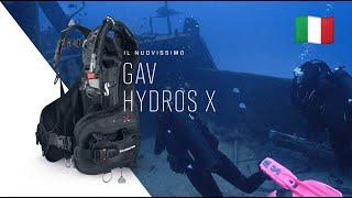 Jacket HYDROS PRO BCD video